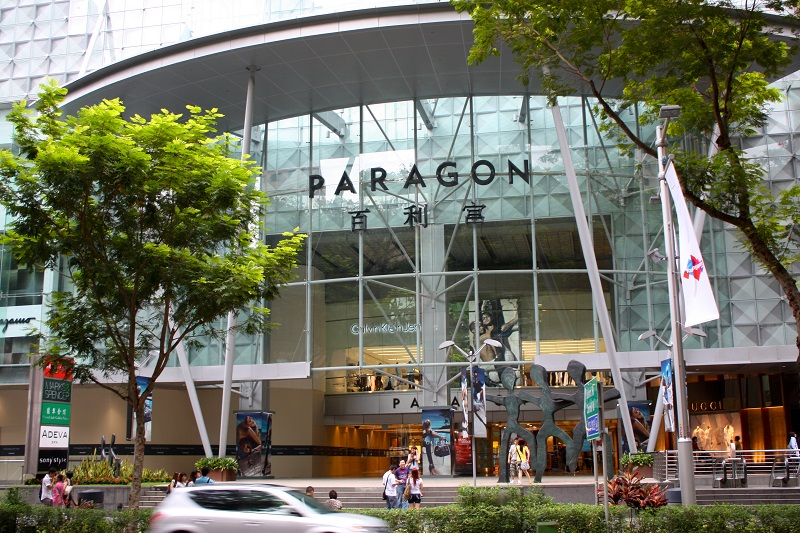 wanderlusttips-Paragaon-Shopping-Centre-Singapore