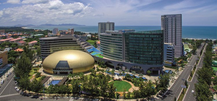 Pullman Vung Tau Hotel & Convention Centre chiến thắng danh hiệu Leading MICE Hotel