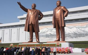640px The statues of Kim Il Sung and Kim Jong Il on Mansu Hill in Pyongyang april 2012 2